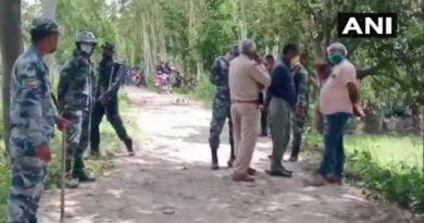 Nepal Police Open Fire Along Border