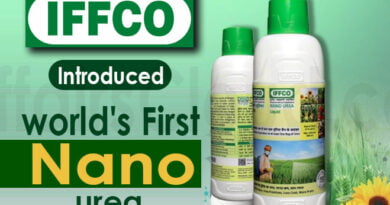 World's 1st Nano Urea Introduced by IFFCO for the farmers across the World